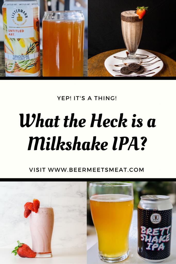 what is a milkshake ipa