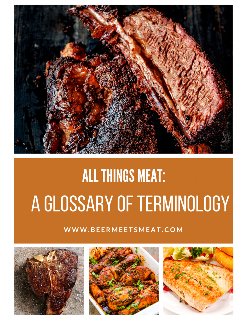 Meat Cooking Terms: A Glossary of Meat Terminology