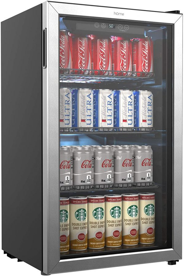 beer fridge