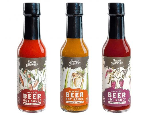Beer-infused Hot Sauce