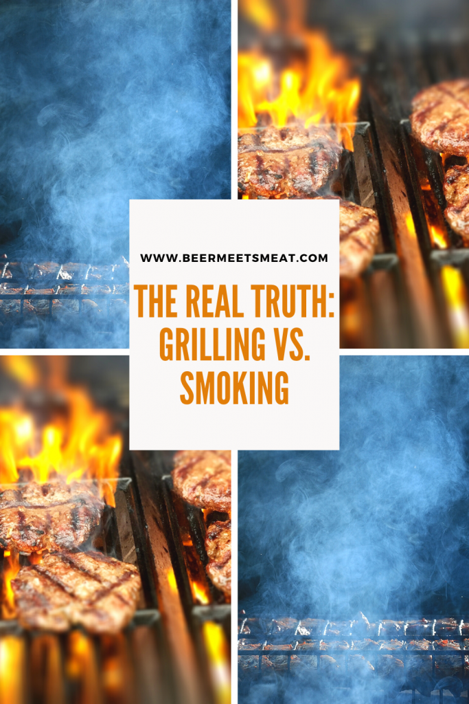 The Real Truth: Grilling vs. Smoking