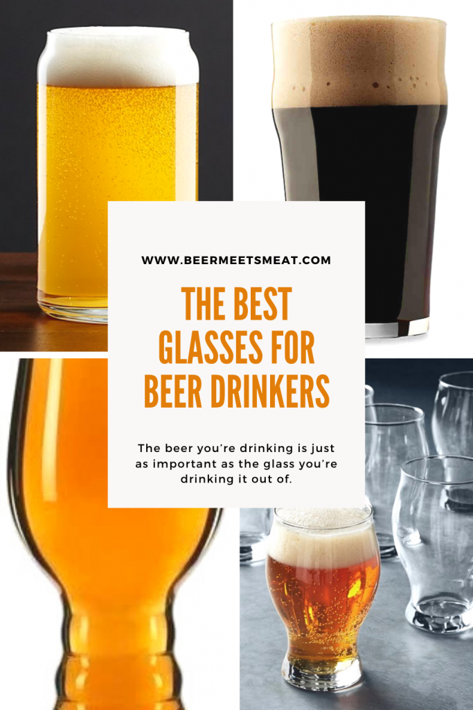 The Best Glasses for Beer Drinkers
