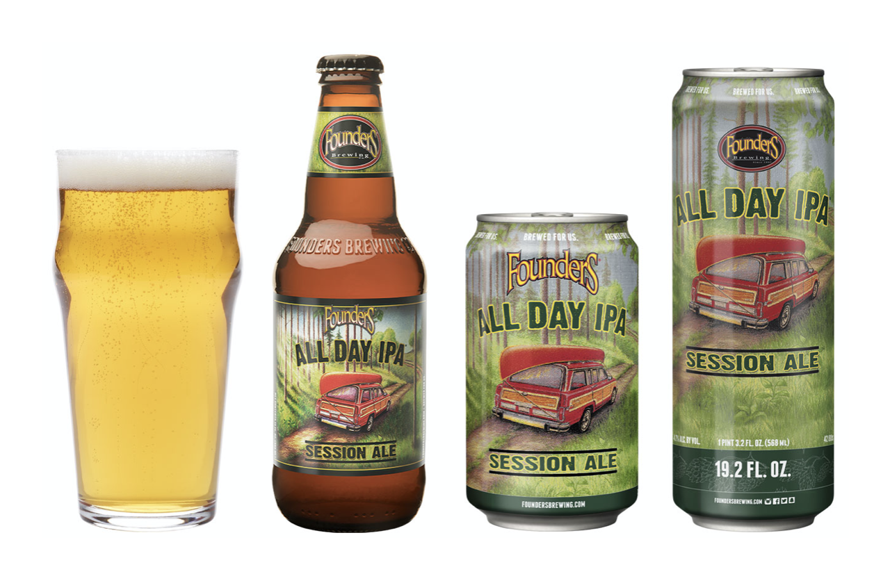 all day IPA sessions beer