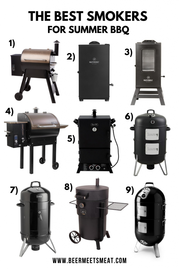 best bbq smokers