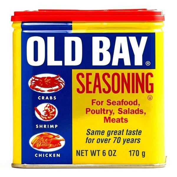 old bay seasoning is the best