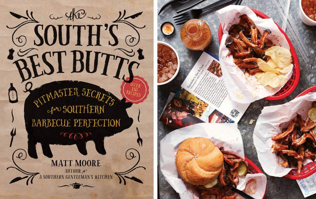 pork butts cookbook