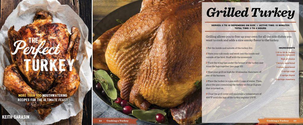 best selling turkey cookbook