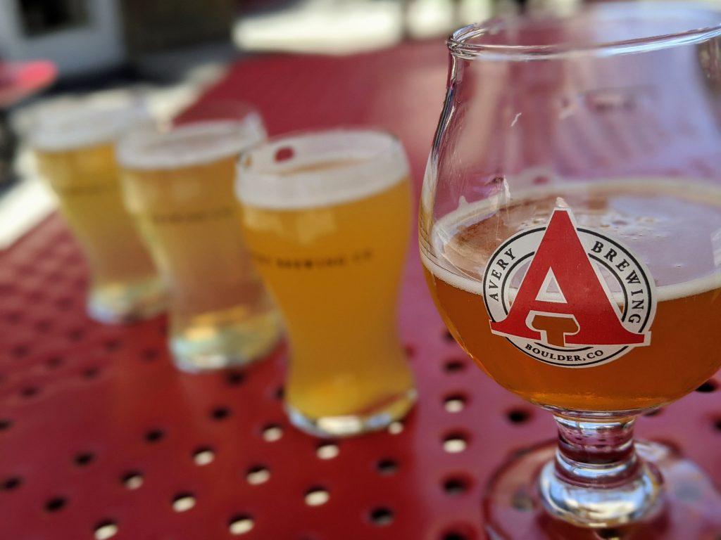 Avery boulder colorado beer