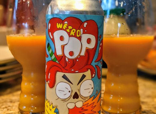 weird pop beer