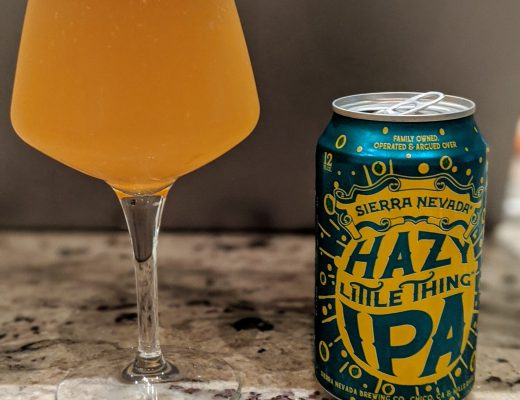 Sierra Nevada Hazy Little Thing Beer