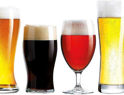 Luminarc Assorted Craft Brew Beer Glasses