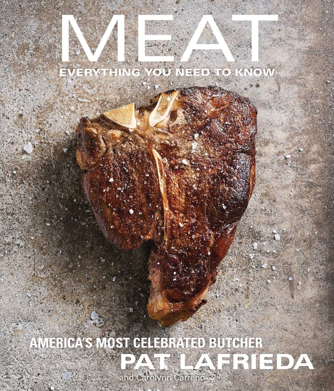 top selling meat cookbooks