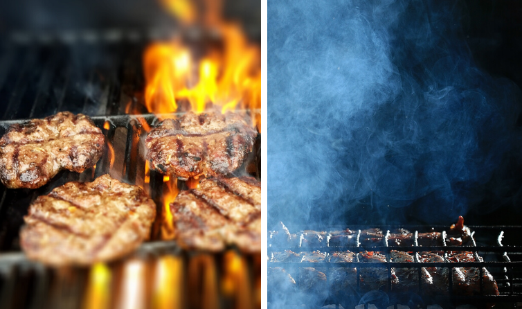 grilling vs smoking