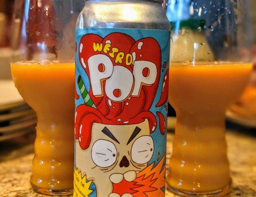 weird pop beer